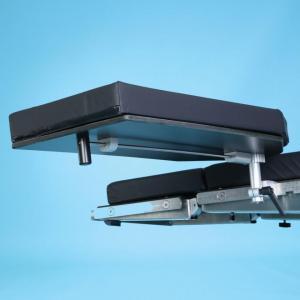 SchureMed Adjustable Height Extra-Wide Armboard