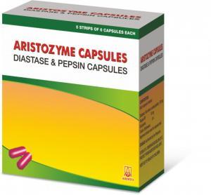 Fungal Diastase and Pepsin Capsule