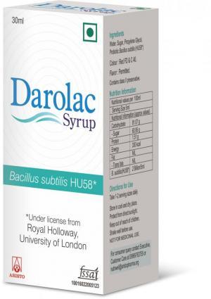 Probiotic Syrup