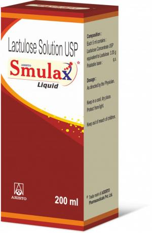 Lactulose Liquid for constipation and bowel syndrome