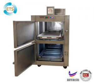 2 body mortuary refrigerator, freezer