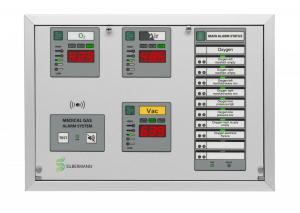 Medical Gas Alarm Panel