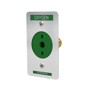 Diamond Type Medical Gas Outlet