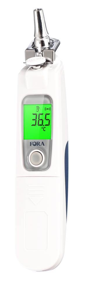 FORA® IR20 pro Infrared Ear Thermometer with Probe
