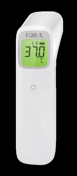 FORA® FocusTemp Non-Contact Forehead Thermometer