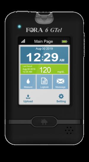 FORA® 6 GTel Multi-Functional Monitoring System