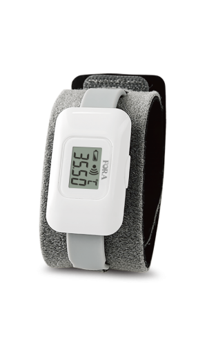 FORA® TM10 - Baby Wearable Thermometer