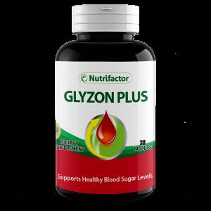 GLYZON PLUS | Chromium | Vitamin D3 | Magnesium | Diabetes