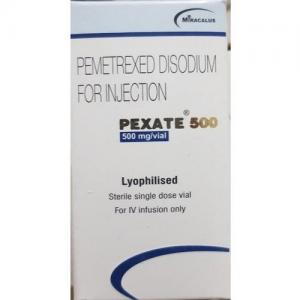 Pemetrexed disodium injection