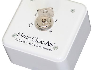 MedicCleanAir - Remote Control RC100